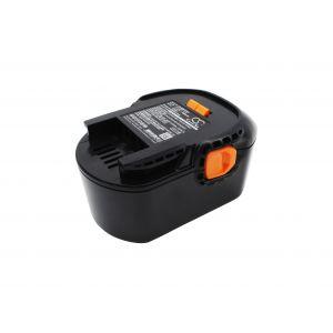 Аккумулятор усиленный CameronSino для AEG L1415R, L1430R 5000mah