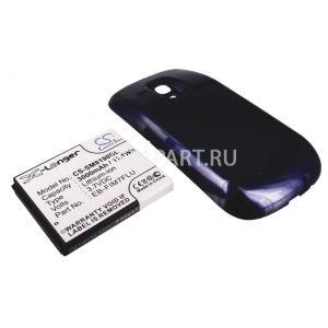 Аккумулятор CameronSino для Samsung Galaxy S3 Mini 3000mah синий