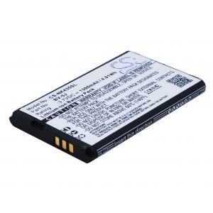 Аккумулятор CameronSino для Microsoft Lumia 435, Lumia 532 1300mah