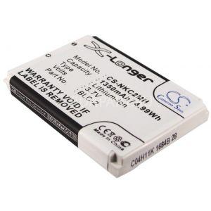 Аккумулятор CameronSino для Nokia BLC-1, BLC-2, BMC-3 1350mah