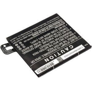 Аккумулятор CameronSino для Google Pixel XL 3400mah
