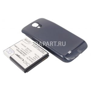 Аккумулятор CameronSino для Samsung Galaxy S4 i9500 (B600BE) 5200mah синий