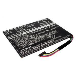 Аккумулятор CameronSino для Asus Eee Pad Transformer TF101 3300mah