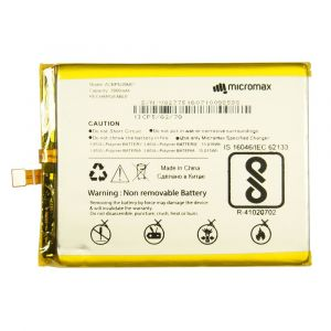 Аккумулятор Micromax Q465 3900mah