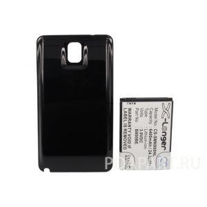 Аккумулятор CameronSino для Samsung Galaxy Note 3 n900 (B800BE) 6400mah черный