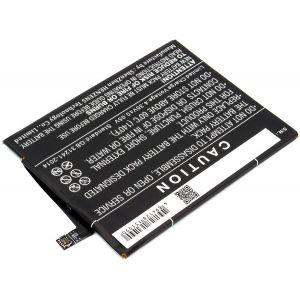 Аккумулятор CameronSino для Motorola Moto E4 Plus, E5 Plus 4850mah