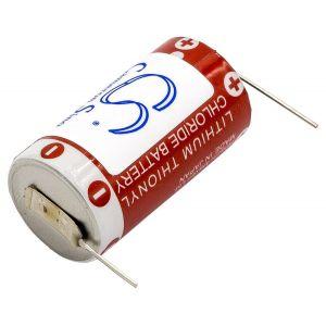 Батарейка CameronSino для Maxell ER17/33, Toshiba ER17330V 1600mah