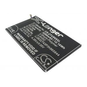 Аккумулятор CameronSino для ZTE Grand Memo 3200mah