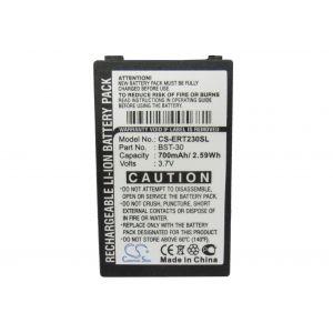 Аккумулятор CameronSino для Sony Ericsson BST-30, BST-35 800mah