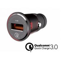 Автозарядка QuickCharge 3.0 USB LDNIO
