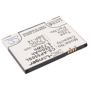 Аккумулятор CameronSino для Asus P550 1550mah
