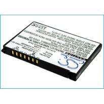 аккумулятор HP IPAQ 110/114 1250мАч CS-HIQ100SL