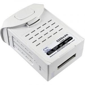 Аккумулятор CameronSino для DJI Phantom 4, 4 Pro 5200mAh