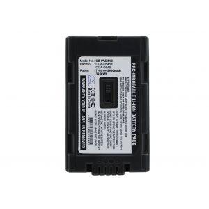 Аккумулятор CameronSino для Panasonic VW-VBD55 5400mah