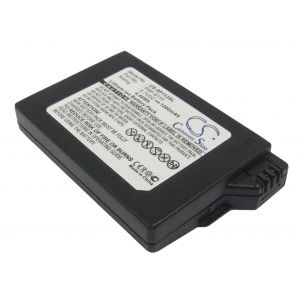 Аккумулятор CameronSino для Sony PSP 2000, 3000 1200mah