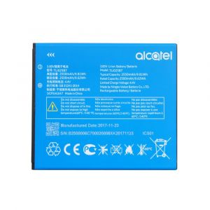 Аккумулятор Alcatel 5011A A3 Plus 3G 2550mah