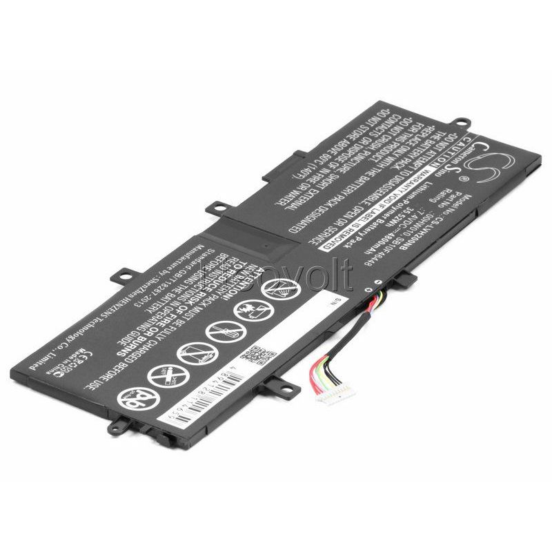 Аккумулятор CameronSino для Lenovo ThinkPad Helix 2 4800mAh