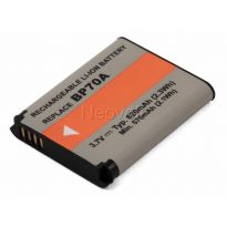 Аккумулятор Samsung BP70A, BP-70A, EA-BP70A 620mAh