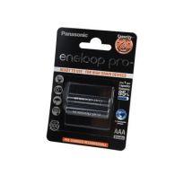 Аккумулятор Panasonic Eneloop Pro AAA 930mah 2шт