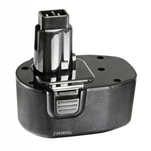 Аккумулятор Pitatel для BLACK&DECKER A9262, A9276, PS140, A9267 1300mAh
