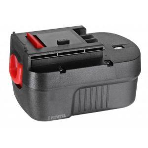 Аккумулятор Pitatel для Black & Decker A14, A144, A14F, A1714 1500mAh