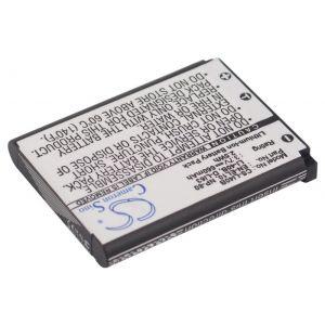 Аккумулятор CameronSino для D-Li63, EN-EL10, KLIC-7006, Li-40B, Li-42B, NP-45 660mah