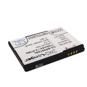 Аккумулятор CameronSino для Blackberry Pearl 9100, 9670 1100mah
