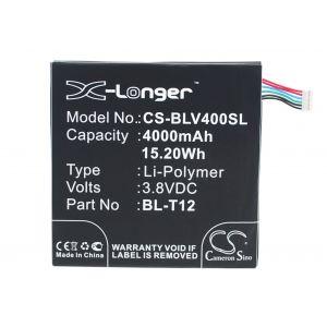 Аккумулятор CameronSino для LG G Pad 7.0 V400 4000mah