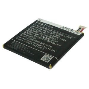 Аккумулятор CameronSino для Alcatel OneTouch 6030, 7024, 7025 1800mah