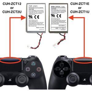 Аккумулятор CameronSino для джойстика Sony PS4 Dualshock (ZCT1) 1300mah