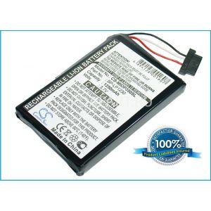 Аккумулятор CameronSino для Mitac Mio P350 / P510 / P550 / P710 1250мАч