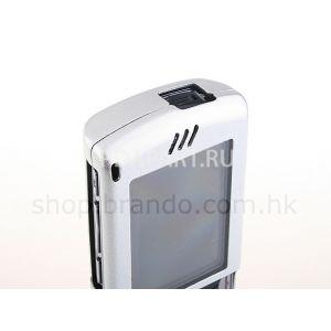 Чехол металлический HP Voice Messenger Brando черный