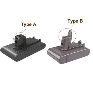 Аккумулятор Pitatel для Dyson DC31, DC34, DC35, DC44 2500mah