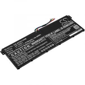 Аккумулятор CameronSino для Acer Aspire 1, Aspire 3, Extensa 15 EX215 (AP16M5J) 4750mah