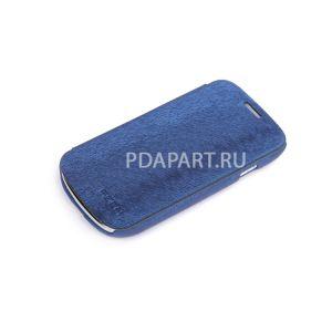 Чехол Samsung Galaxy Grand GT-i9080 - ROCK Big City темно синий