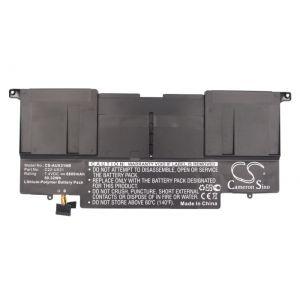 Аккумулятор CameronSino для Asus Zenbook UX31A, UX31E (C22-UX31) 6800mah