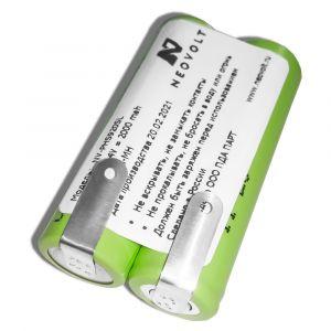 Аккумулятор Neovolt для Philips 138-10609, 138-10673, 138-10727 2000mAh