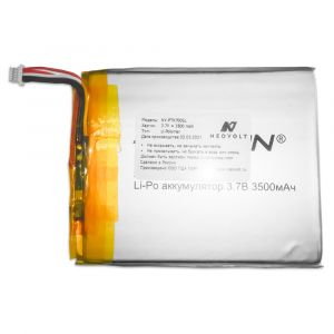 Аккумулятор Neovolt для Pocketbook A7, A7 3G 3500mah