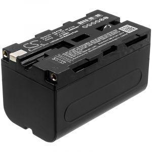 Аккумулятор CameronSino для Sony NP-F750, NP-F770 4400mah