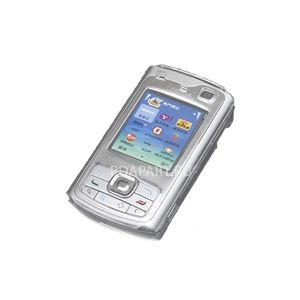 Чехол прозрачный Nokia N80