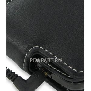 Чехол Samsung i8000 Omnia II FlipTop черный PDair