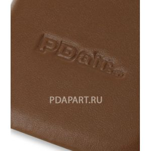 Чехол PDair для Apple iPhone 4 задняя крышка коричневый