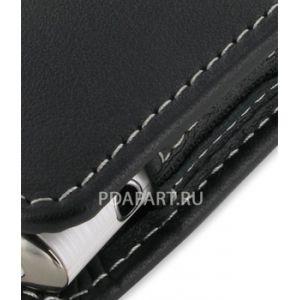 Чехол LG Optimus GT540 горизонтальная кобура PDair черная