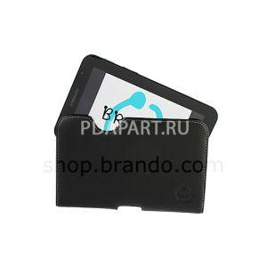 Чехол Brando для Samsung Galaxy Tab горизонтальная кобура черная