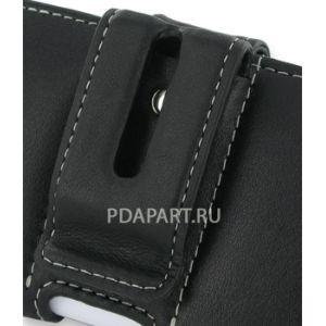 Чехол PDair для Acer liquid Е / S100 горизонтальная кобура черная