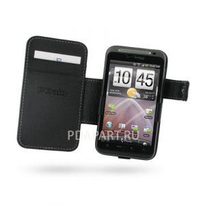 Чехол PDair для HTC ThunderBolt 4G Book черный