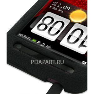 Чехол HTC Rhyme S510b PDair Luxury черный