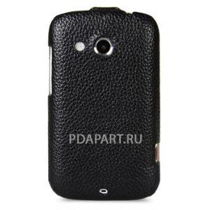 Чехол HTC Desire C - Melkco Jacka Type черный