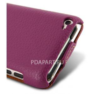 Чехол LG Optimus L7 P700 - Melkco Jacka type фиолетовый
