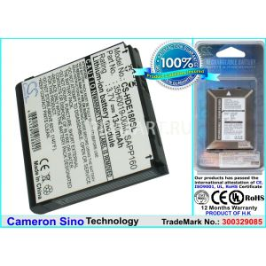 Аккумулятор CameronSino для HTC Magic 1340mah